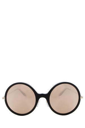 Victoria Beckham Women`s Round Sunglasses Boutique1