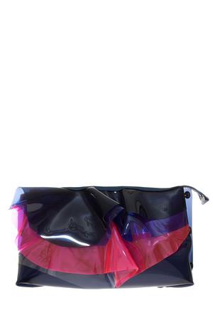 Roksanda Women`s Ruffle Clutch Boutique1