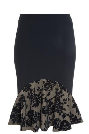 Mary Katrantzou Women`s Ruffled Skirt Boutique1
