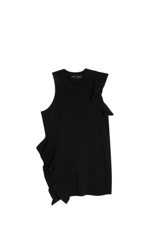 Proenza Schouler Women`s Ruffled Top Boutique1