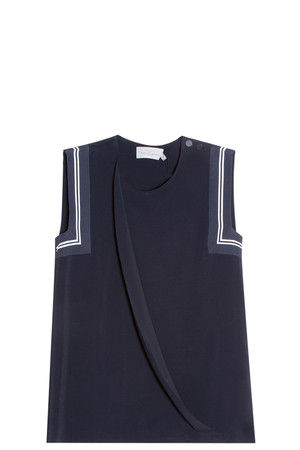 Preen By Thornton Bregazzi Women`s Sailor Top Boutique1