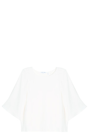 Helmut Lang Women`s Satin Top Boutique1