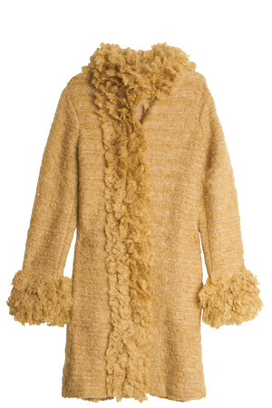Missoni Women`s Shearling Coat Boutique1