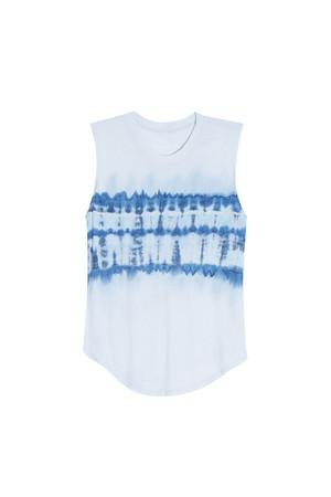 Raquel Allegra Women`s Shredded Back T-shirt Boutique1