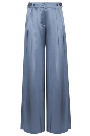 Issa London Women`s Sienna Pyjama Silk Trousers Boutique1