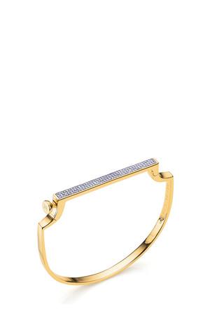 Signature Thin Diamond Bangle