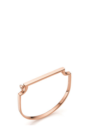 Signature Thin Petite Bangle