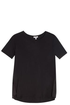 Clu Women`s Silk Back T-shirt Boutique1