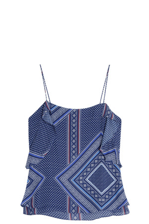 Derek Lam 10 Crosby Women`s Silk Camisole Boutique1