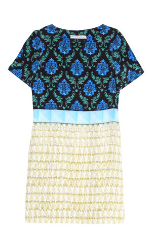 Mary Katrantzou Women`s Silk Dress Boutique1