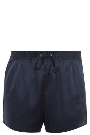 T By Alexander Wang Women`s Silk Shorts Boutique1