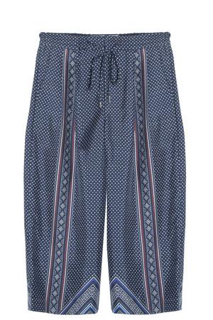 Derek Lam 10 Crosby Women`s Silk Track Trousers Boutique1