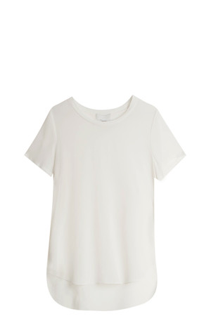 3.1 Phillip Lim Women`s Silk T-shirt Boutique1
