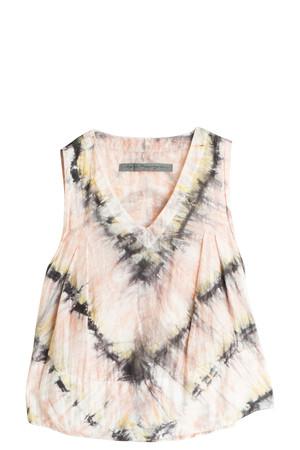 Raquel Allegra Women`s Silk Voile Top Boutique1