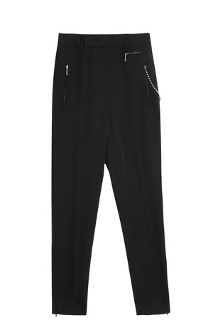 Alexander Wang Women`s Skinny Chain Trousers Boutique1
