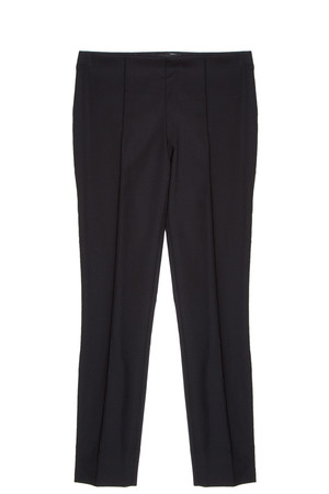 The Row Women`s Skinny Wool Trousers Boutique1