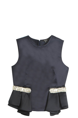 Raoul Women`s Sloane Jewel Top Boutique1
