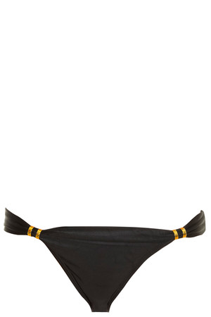 Vix Women`s Solid Bikini Bottom Boutique1