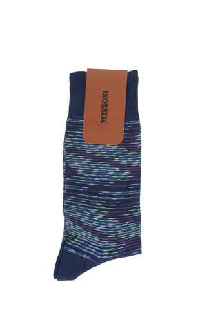 Missoni Men`s Space-dye Socks Boutique1