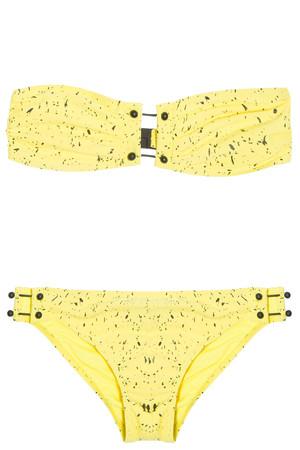 Proenza Schouler Women`s Splatter Bikini Boutique1