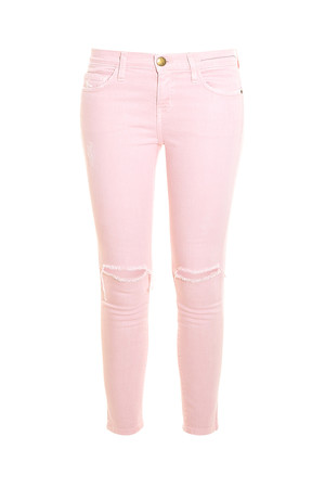 Current/elliott Women`s Stiletto Destroy Knee Jeans Boutique1