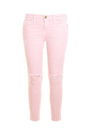 Current/elliott Women`s Stiletto Destroy Knee Jeans Boutique1