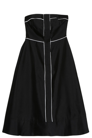 Raoul Women`s Strapless Dress Boutique1