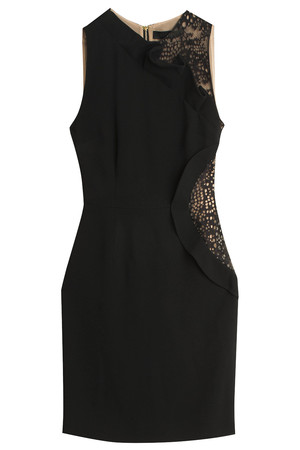 Elie Saab Men`s Stretch Cady Dress Boutique1