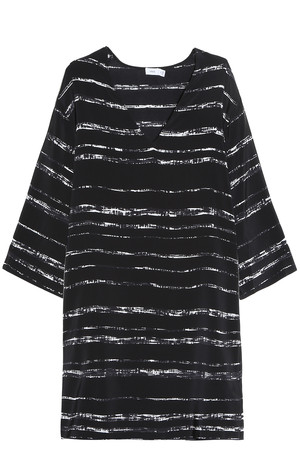 Vince Women`s Striped Dress Boutique1