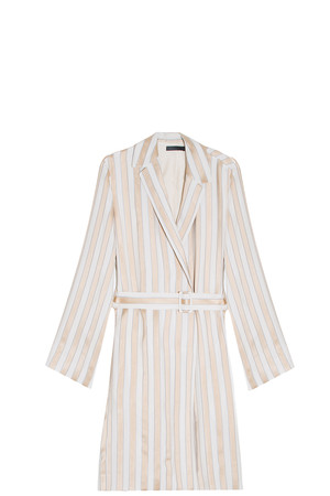 The Row Women`s Striped Jacket Boutique1