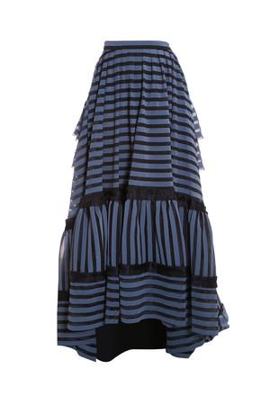 Erdem Women`s Striped Skirt Boutique1