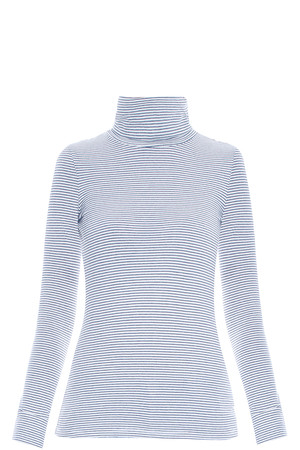Frame Denim Women`s Striped Sweater Boutique1