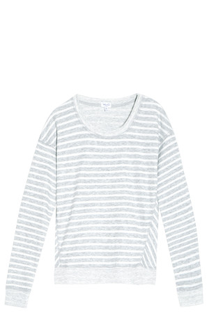 Splendid Women`s Striped Sweater Boutique1