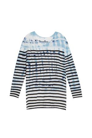 Raquel Allegra Women`s Striped Sweater Boutique1