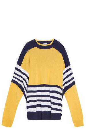 Preen By Thornton Bregazzi Women`s Striped Sweater Boutique1