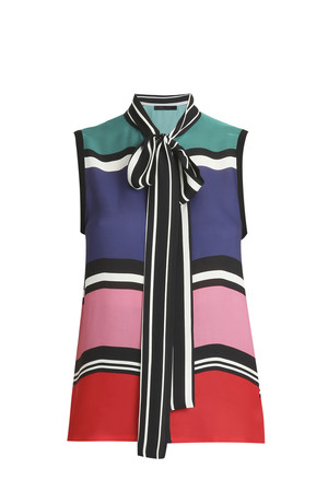 Elie Saab Women`s Striped Top Boutique1