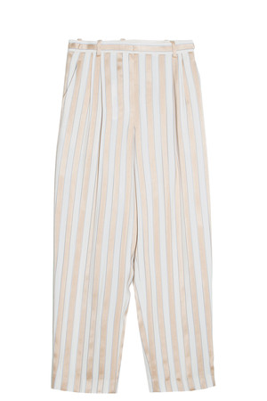 The Row Women`s Striped Trousers Boutique1