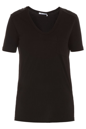 T By Alexander Wang Women`s Classic T-shirt Boutique1