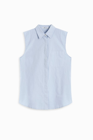 T By Alexander Wang Women`s Overlap Shirt Boutique1
