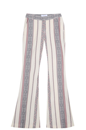 Derek Lam 10 Crosby Women`s Tapestry Trousers Boutique1