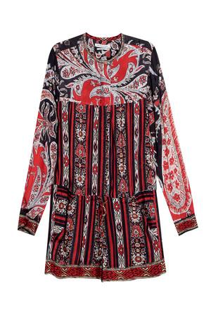 Isabel Marant Etoile Women`s Tayler Playsuit Boutique1