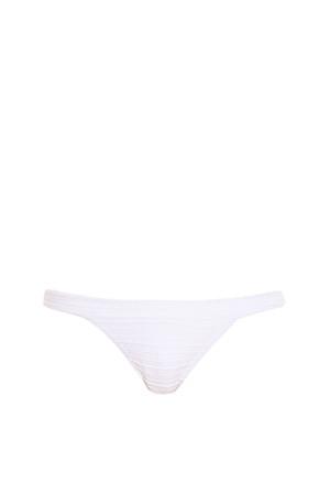 Heidi Klein Women`s Textured Bikini Bottom Boutique1