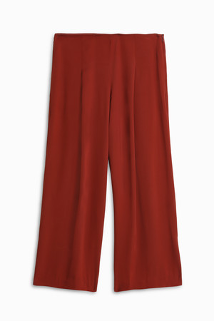 Theory Women`s Silk Culottes Boutique1