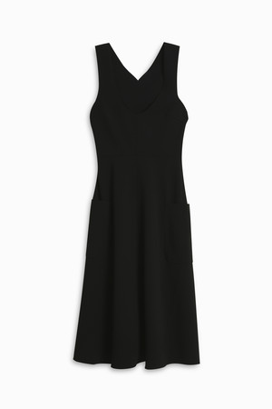 Tibi Women`s Crepe Dress Boutique1
