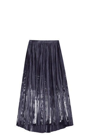 Tibi Women`s Pleated Skirt Boutique1