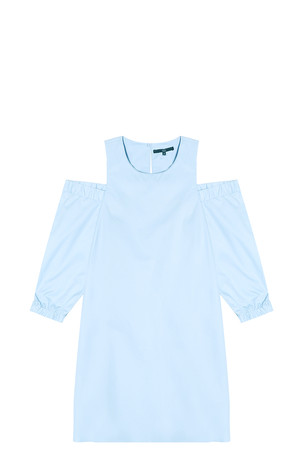 Tibi Women`s Poplin Dress Boutique1
