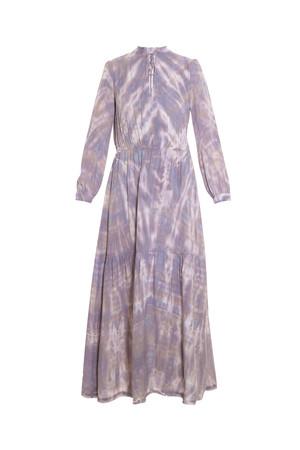 Raquel Allegra Women`s Tie Dye Maxi Dress Boutique1