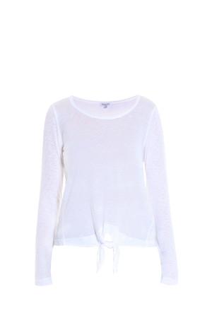 Splendid Women`s Tie Front T-shirt Boutique1