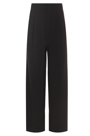 Elizabeth And James Women`s Trenton Wide Crop Trousers Boutique1