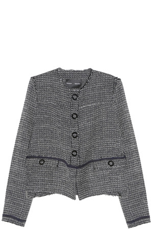 Proenza Schouler Women`s Tweed Jacket Boutique1